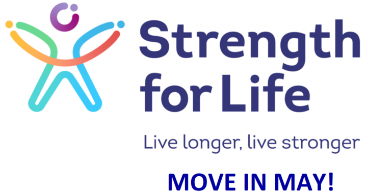 Strength for Life – Move in May! preview image
